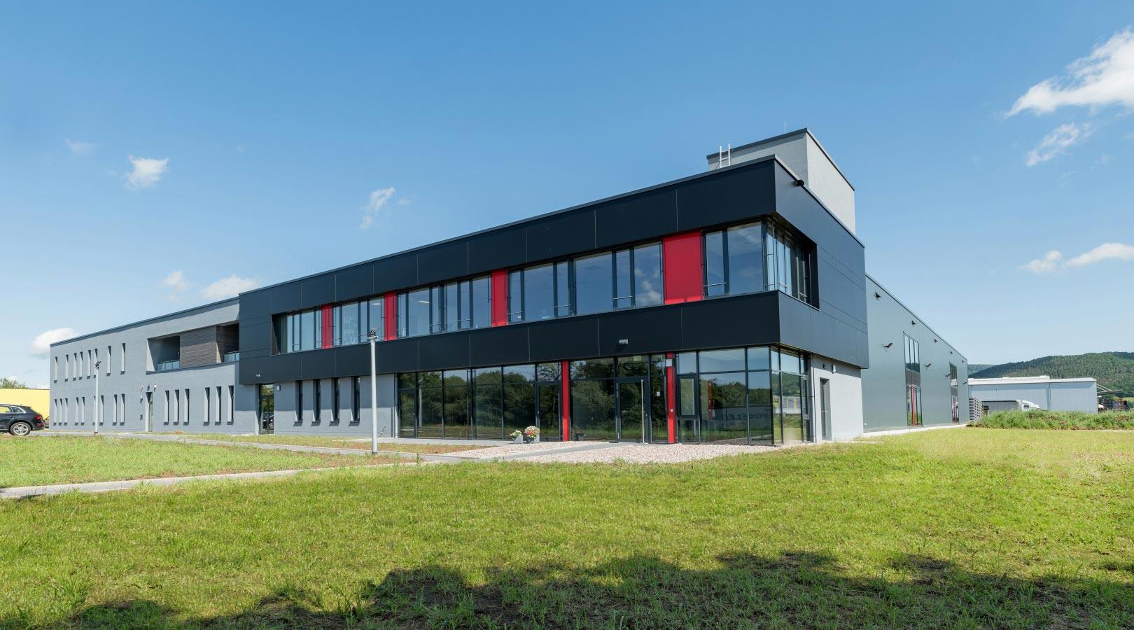 Grein GmbH Gebäude Unternehmen von außen