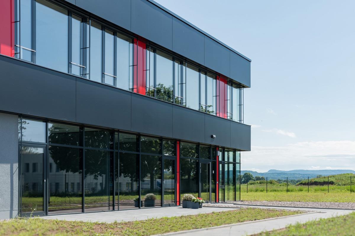 Grein GmbH Produktionshalle von innen