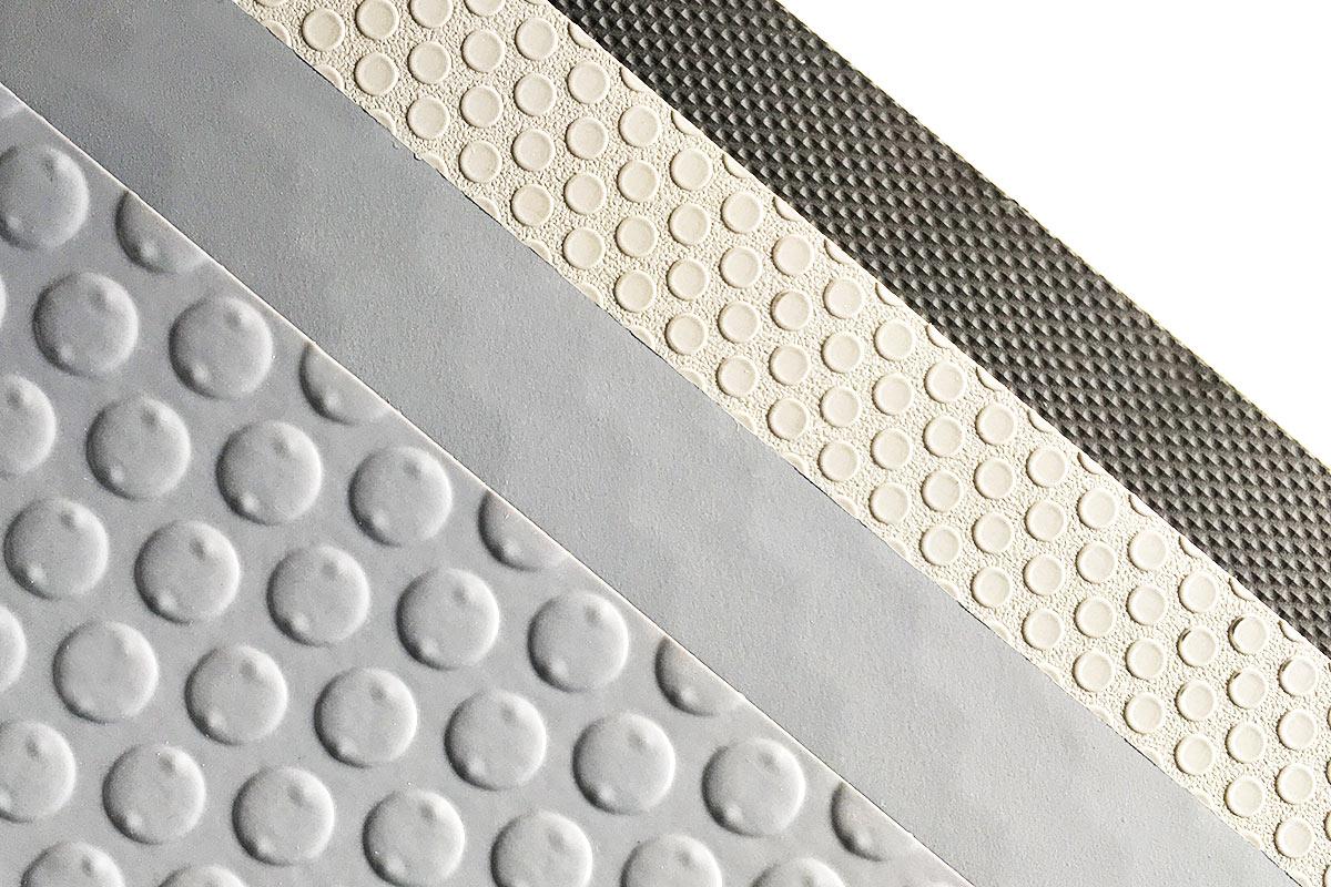 Beschichtung von Hohlkammerplatten, con-pearl
